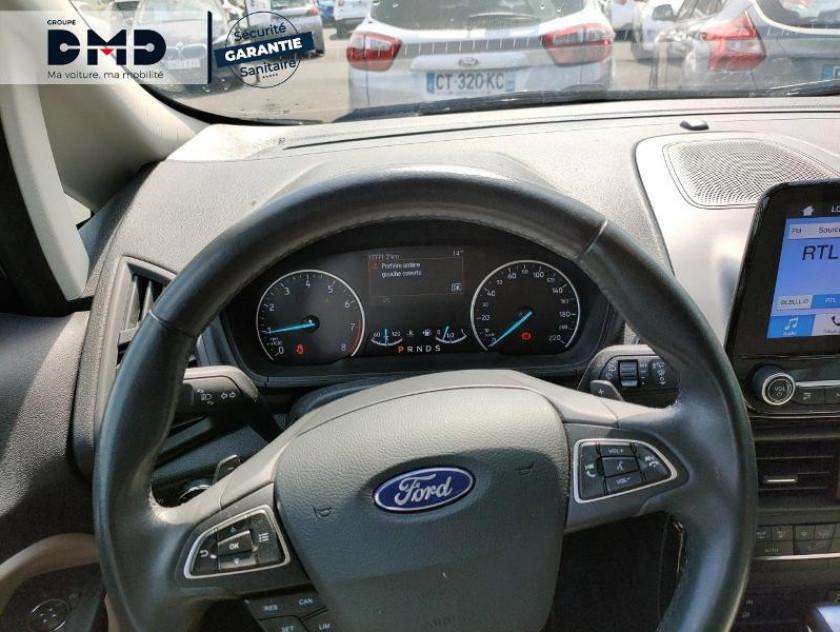Ford Ecosport 1.0 Ecoboost 125ch Titanium Bva6 - Visuel #7