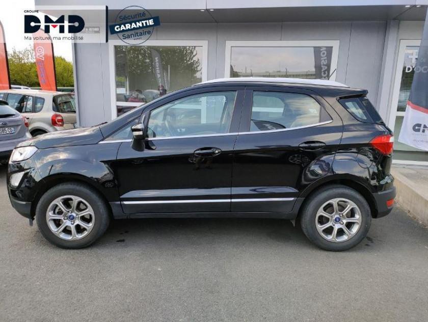 Ford Ecosport 1.0 Ecoboost 125ch Titanium Bva6 - Visuel #2