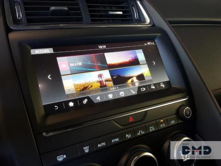 Jaguar E-pace 2.0p 250ch R-dynamic Première Edition Awd Bva9 - Visuel #6