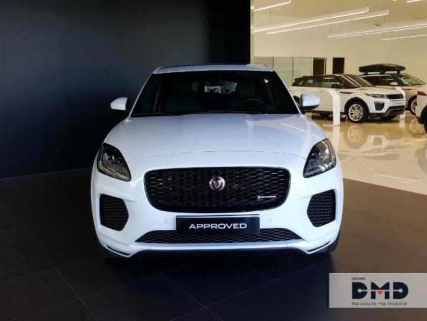 Jaguar E-pace 2.0p 250ch R-dynamic Première Edition Awd Bva9 - Visuel #4