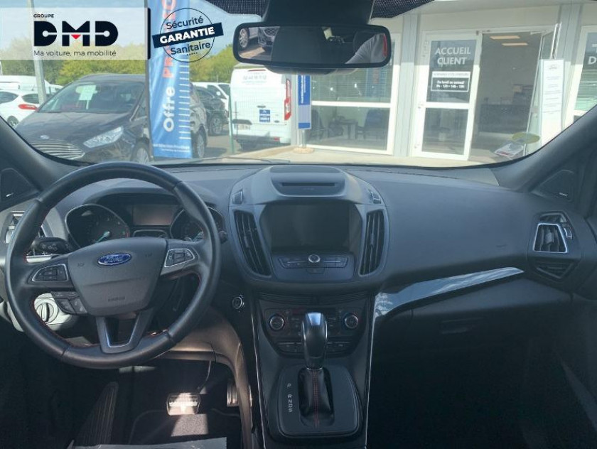 Ford Kuga 2.0 Tdci 180ch Stop&start St-line 4x4 Powershift - Visuel #5