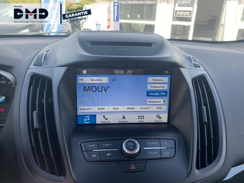 Ford Kuga 2.0 Tdci 180ch Stop&start St-line 4x4 Powershift - Visuel #6