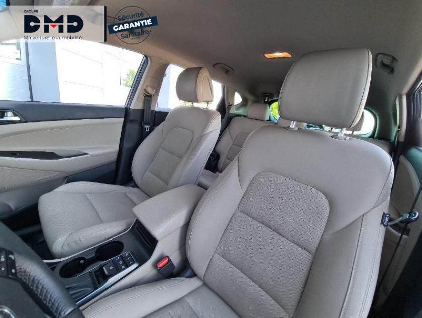 Hyundai Tucson 1.7 Crdi 141ch Executive 2wd Dct-7 - Visuel #14