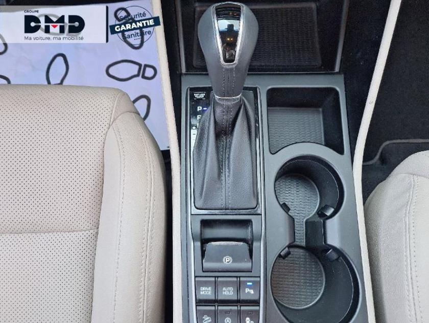 Hyundai Tucson 1.7 Crdi 141ch Executive 2wd Dct-7 - Visuel #8