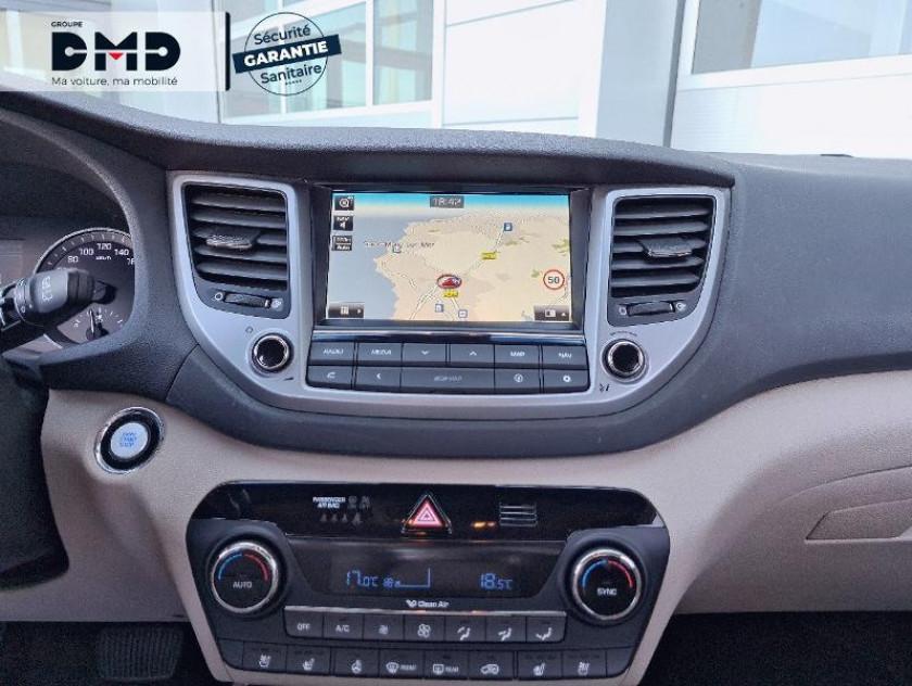 Hyundai Tucson 1.7 Crdi 141ch Executive 2wd Dct-7 - Visuel #6