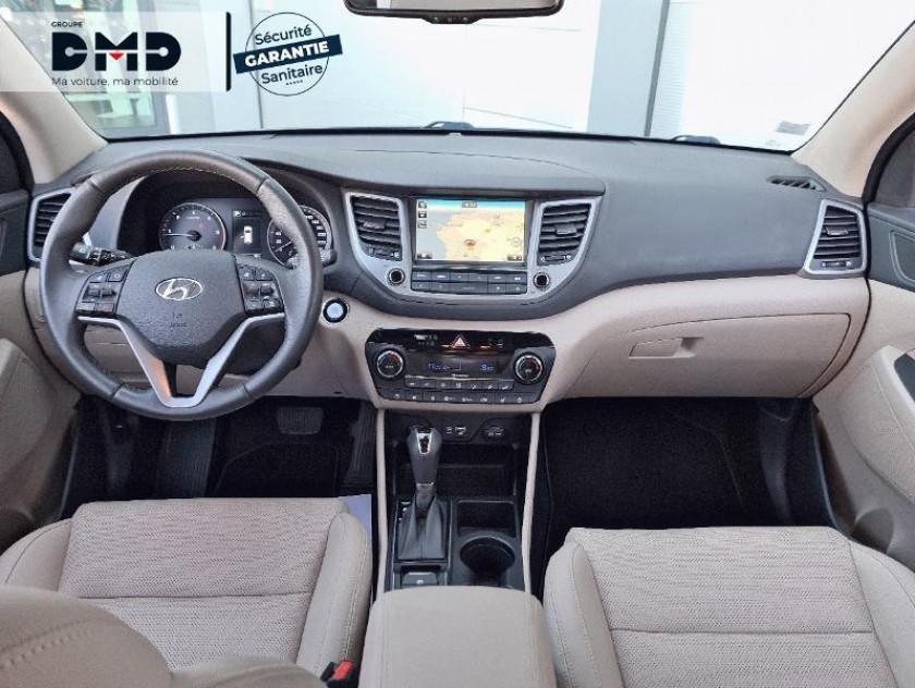 Hyundai Tucson 1.7 Crdi 141ch Executive 2wd Dct-7 - Visuel #5