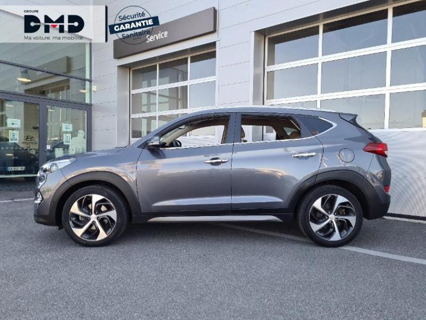 Hyundai Tucson 1.7 Crdi 141ch Executive 2wd Dct-7 - Visuel #2