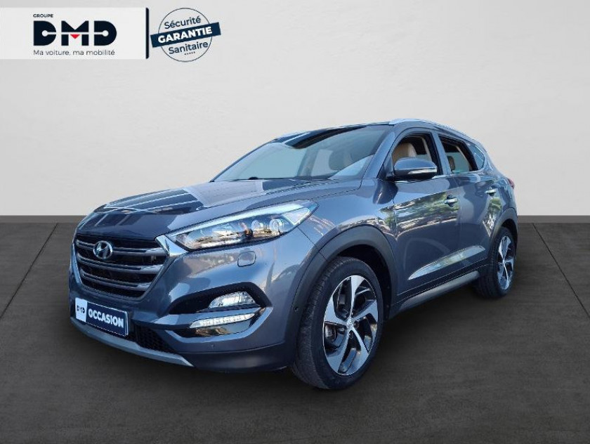 Hyundai Tucson 1.7 Crdi 141ch Executive 2wd Dct-7 - Visuel #1