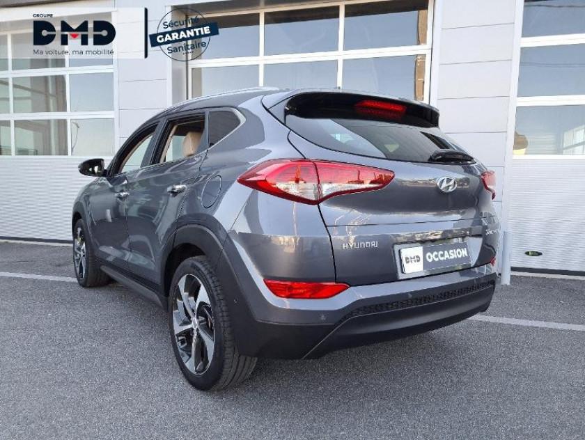 Hyundai Tucson 1.7 Crdi 141ch Executive 2wd Dct-7 - Visuel #3