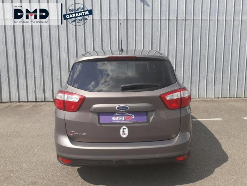 Ford C-max 1.6 Tdci 115ch Fap Titanium - Visuel #11