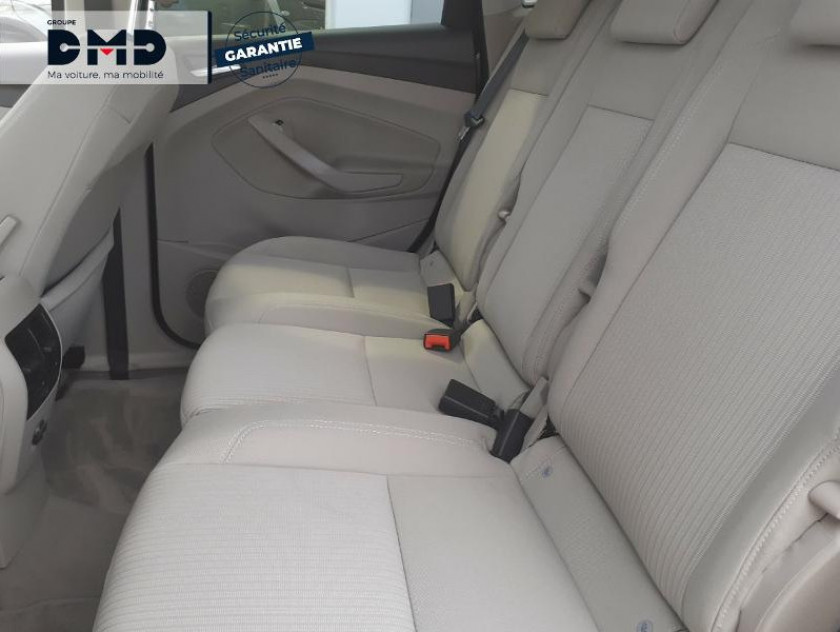 Ford C-max 1.6 Tdci 115ch Fap Titanium - Visuel #10