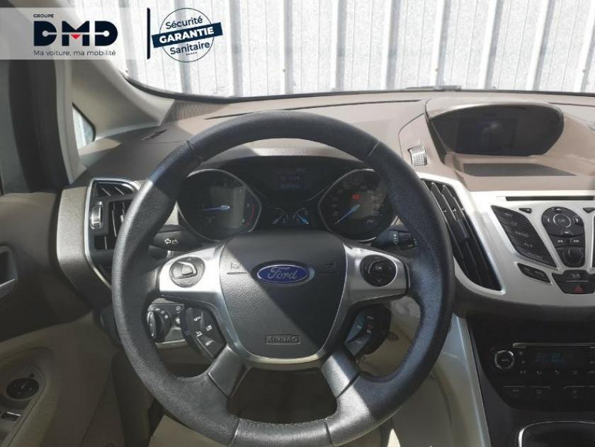 Ford C-max 1.6 Tdci 115ch Fap Titanium - Visuel #7