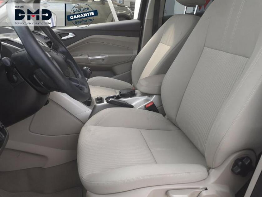 Ford C-max 1.6 Tdci 115ch Fap Titanium - Visuel #9