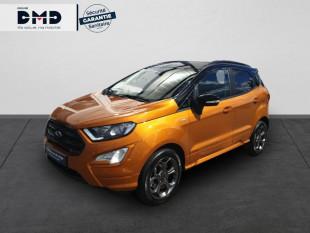 Ford Ecosport 1.0 Ecoboost 125ch St-line Noir/tiger Euro6.2