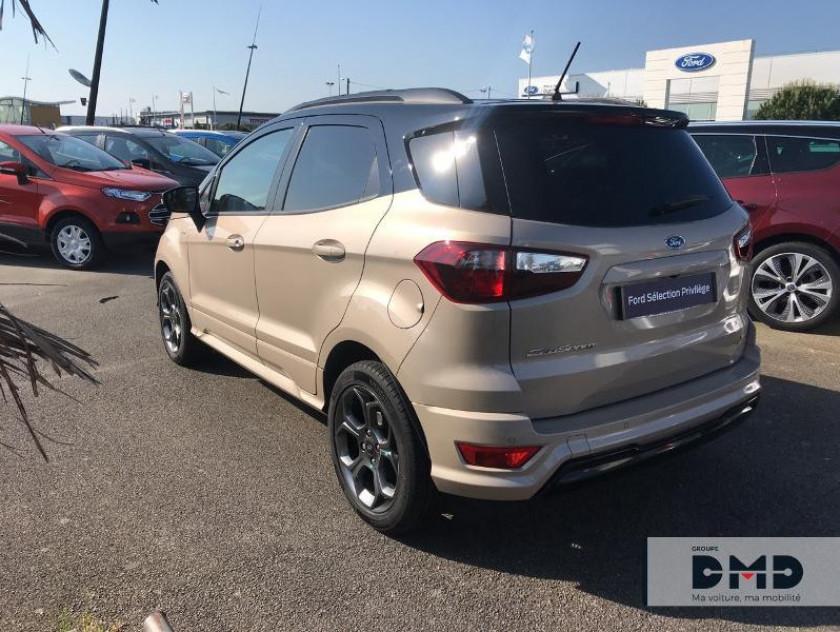 Ford Ecosport 1.0 Ecoboost 140ch St-line - Visuel #3