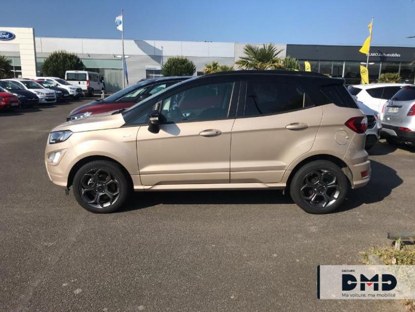 Ford Ecosport 1.0 Ecoboost 140ch St-line - Visuel #2