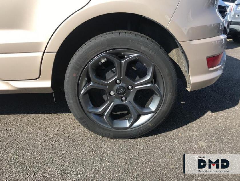 Ford Ecosport 1.0 Ecoboost 140ch St-line - Visuel #13
