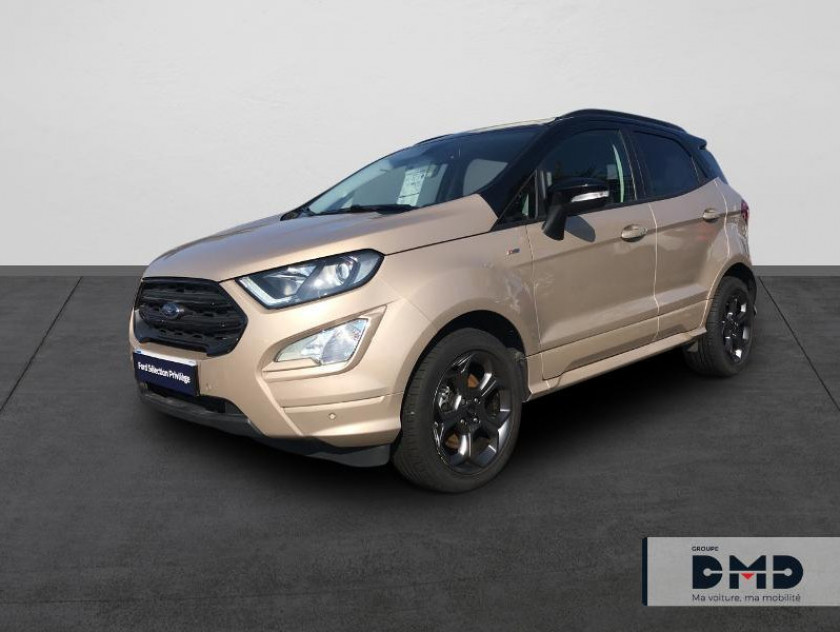 Ford Ecosport 1.0 Ecoboost 140ch St-line - Visuel #1
