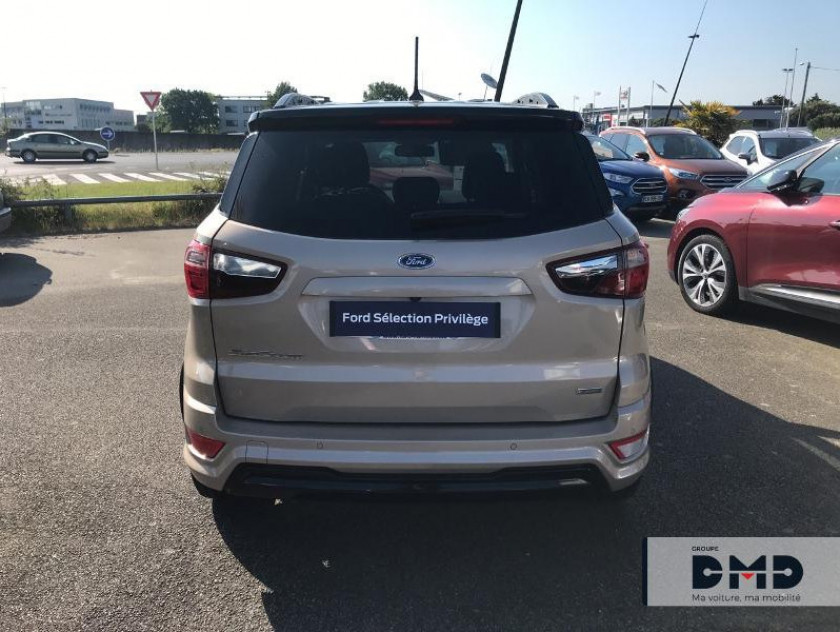 Ford Ecosport 1.0 Ecoboost 140ch St-line - Visuel #11
