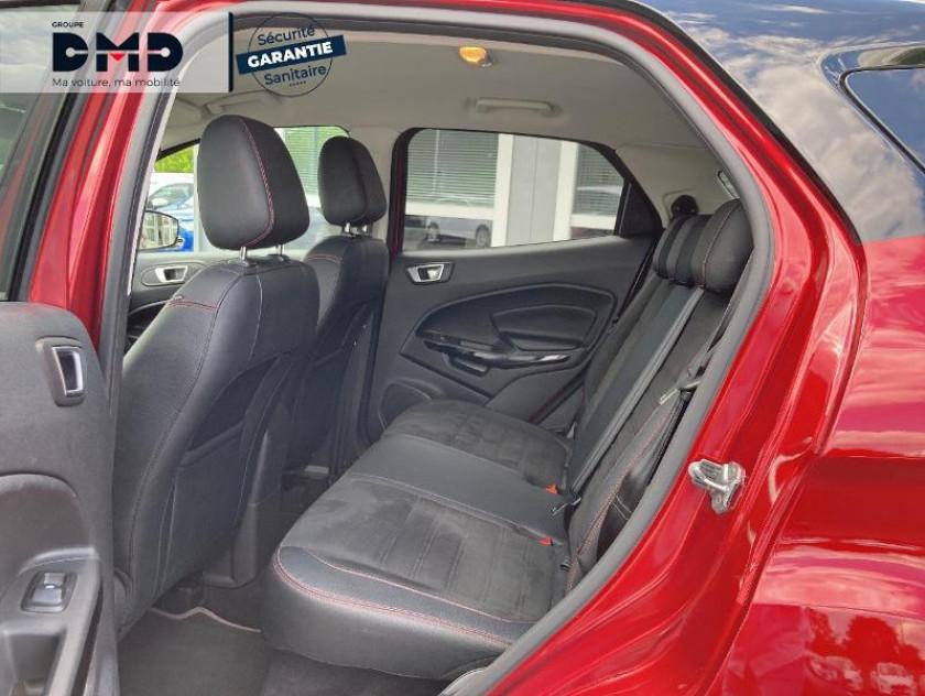 Ford Ecosport 1.0 Ecoboost 125ch St-line Euro6.2 - Visuel #10