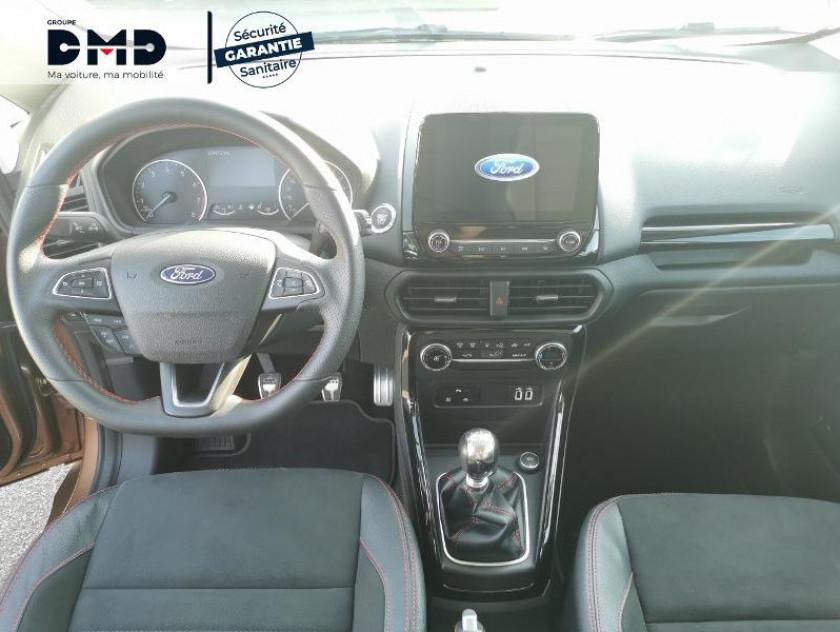 Ford Ecosport 1.0 Ecoboost 125ch St-line Euro6.2 - Visuel #5