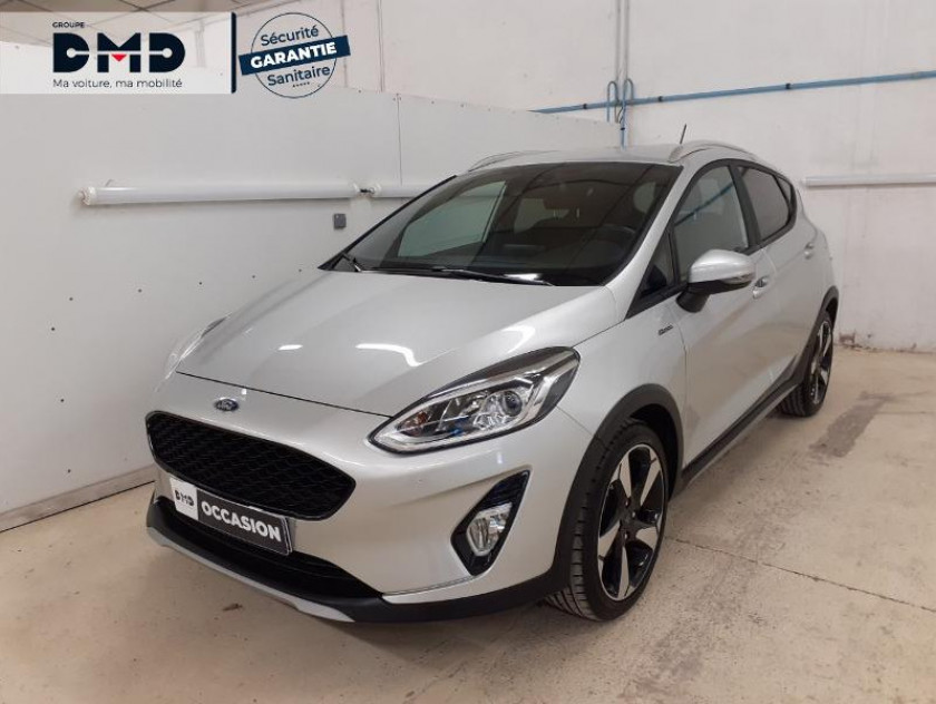 Ford Fiesta Active 1.0 Ecoboost 100ch S&s Pack Euro6.2 - Visuel #15