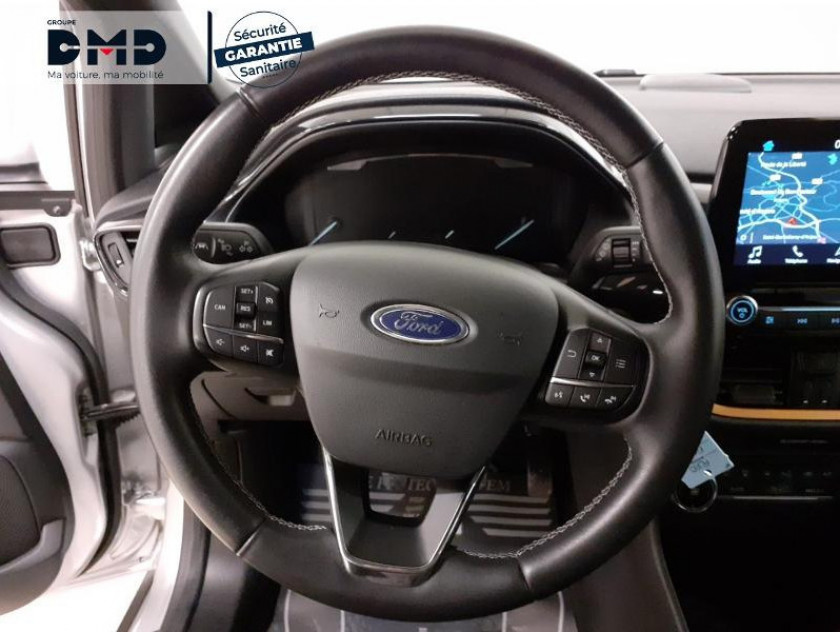 Ford Fiesta Active 1.0 Ecoboost 100ch S&s Pack Euro6.2 - Visuel #7