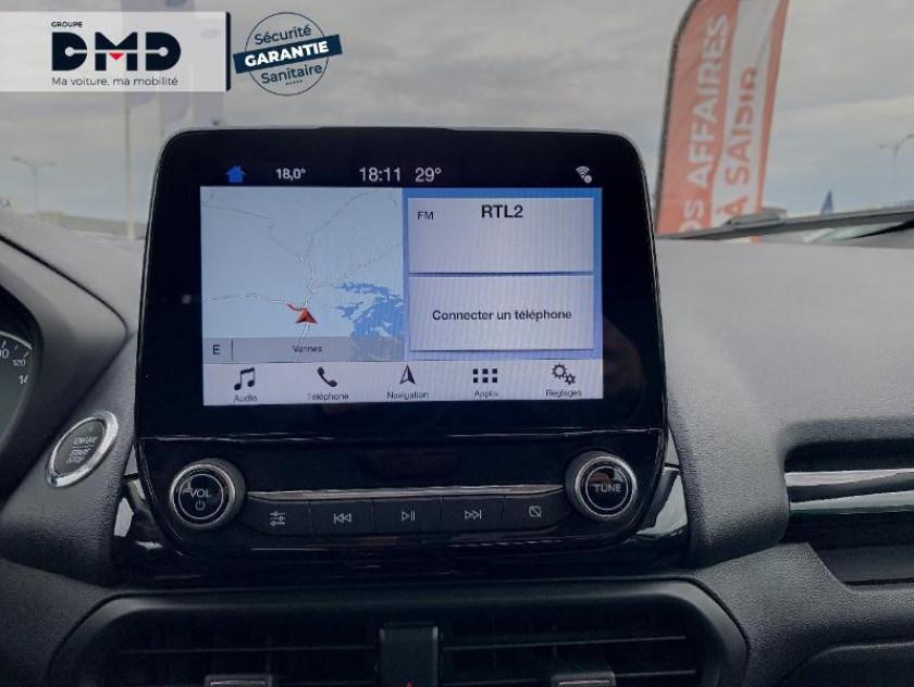 Ford Ecosport 1.0 Ecoboost 125ch Titanium Euro6.2 - Visuel #6