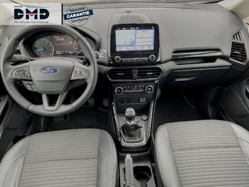 Ford Ecosport 1.0 Ecoboost 125ch Titanium Euro6.2 - Visuel #5