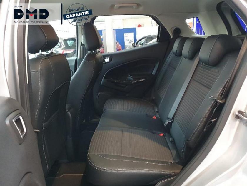 Ford Ecosport 1.0 Ecoboost 125ch Titanium Bva6 Euro6.2 - Visuel #10