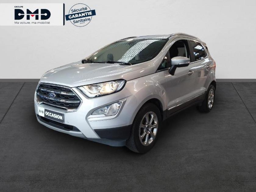 Ford Ecosport 1.0 Ecoboost 125ch Titanium Bva6 Euro6.2 - Visuel #1