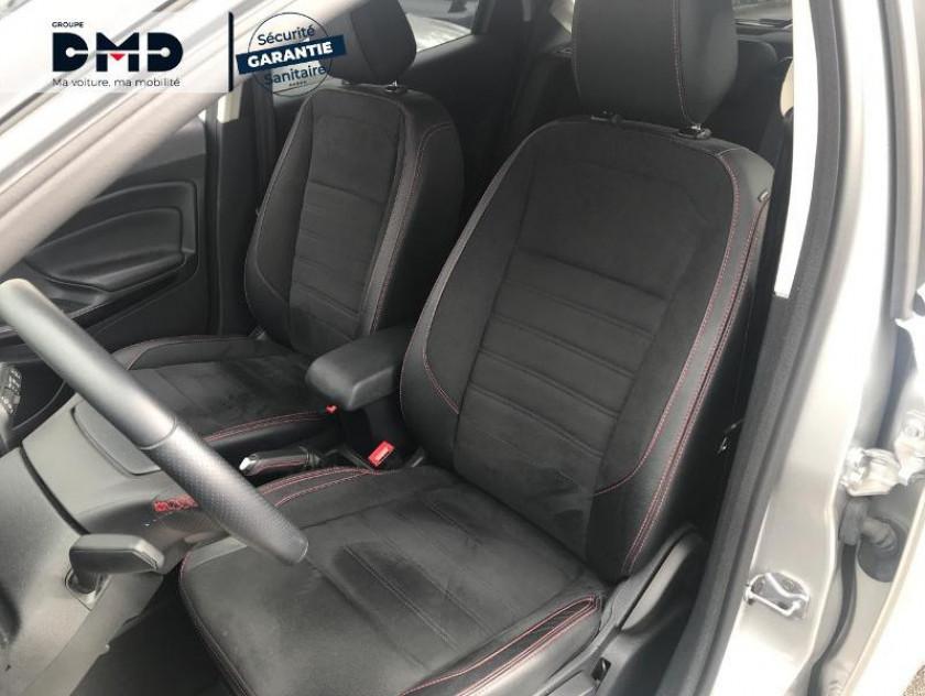 Ford Ecosport 1.0 Ecoboost 140ch St-line - Visuel #9