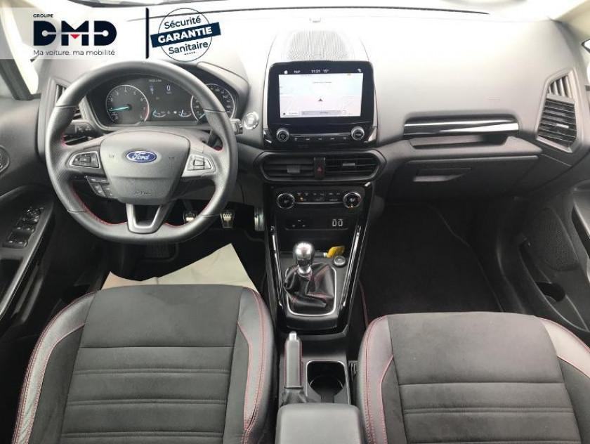 Ford Ecosport 1.0 Ecoboost 140ch St-line - Visuel #5