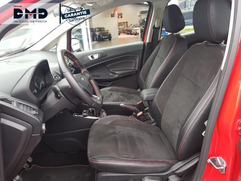 Ford Ecosport 1.5 Ecoblue 125ch St-line 4x4 Euro6.2 - Visuel #9