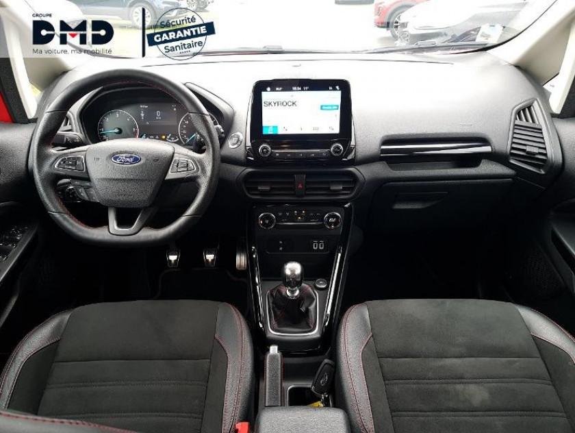 Ford Ecosport 1.5 Ecoblue 125ch St-line 4x4 Euro6.2 - Visuel #5