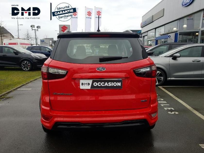 Ford Ecosport 1.5 Ecoblue 125ch St-line 4x4 Euro6.2 - Visuel #11