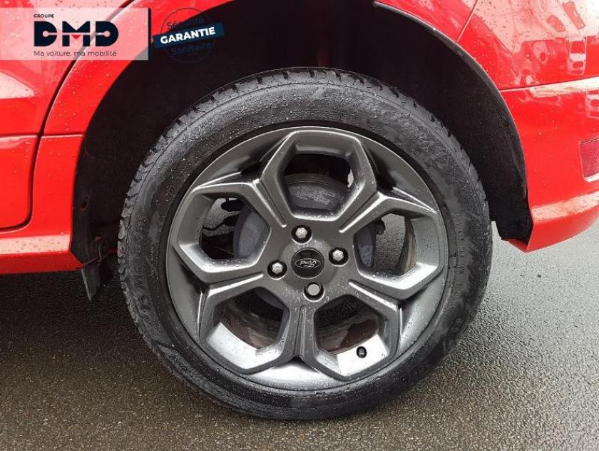 Ford Ecosport 1.5 Ecoblue 125ch St-line 4x4 Euro6.2 - Visuel #13