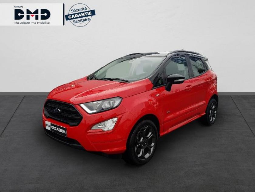Ford Ecosport 1.5 Ecoblue 125ch St-line 4x4 Euro6.2 - Visuel #1