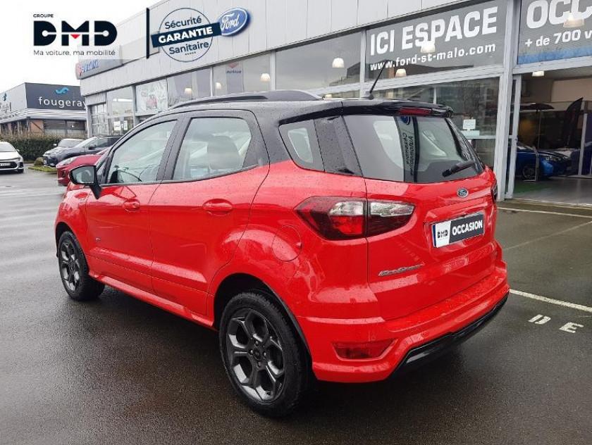 Ford Ecosport 1.5 Ecoblue 125ch St-line 4x4 Euro6.2 - Visuel #3