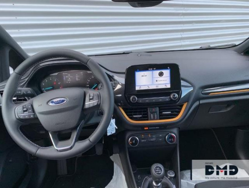 Ford Fiesta Active 1.0 Ecoboost 100ch S&s Pack Euro6.2 - Visuel #5