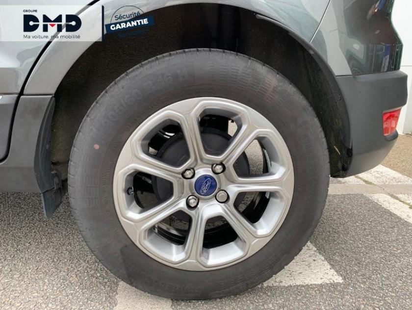 Ford Ecosport 1.0 Ecoboost 125ch Titanium Euro6.2 - Visuel #13