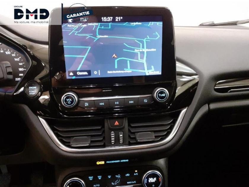 Ford Fiesta 1.0 Ecoboost 100ch Stop&start Titanium 5p - Visuel #6