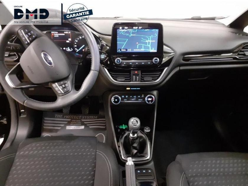 Ford Fiesta 1.0 Ecoboost 100ch Stop&start Titanium 5p - Visuel #5