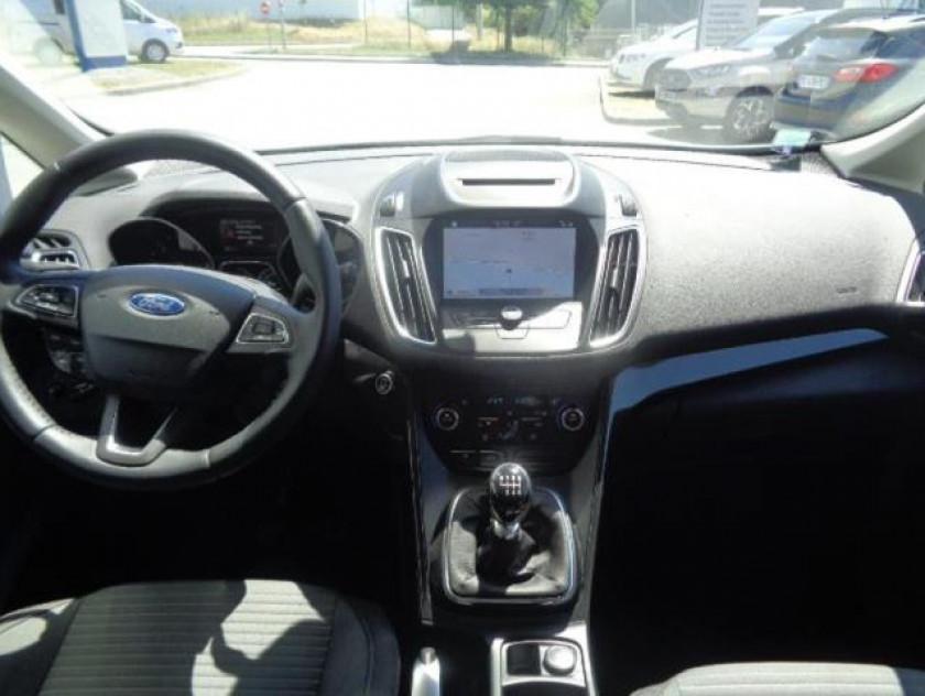 Ford C-max 1.5 Tdci 120ch Stop&start Titanium Euro6.2 - Visuel #2
