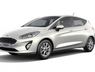 Ford Fiesta 1.0 Ecoboost 125 Ch S&s Mhev Bvm6 Titanium Business 5p