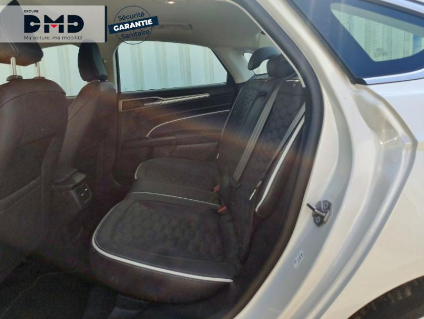 Ford Mondeo Hybrid 187ch Vignale Bva 4p - Visuel #10
