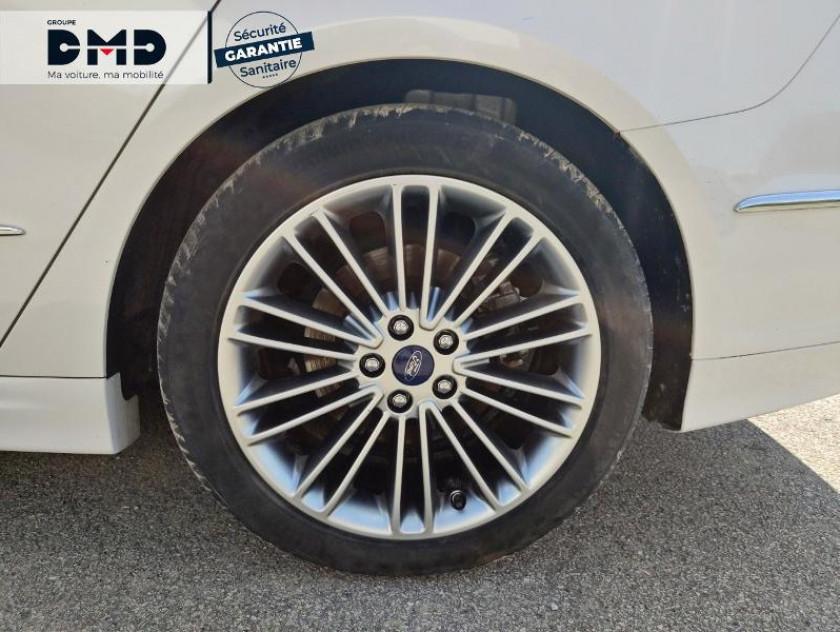 Ford Mondeo Hybrid 187ch Vignale Bva 4p - Visuel #13