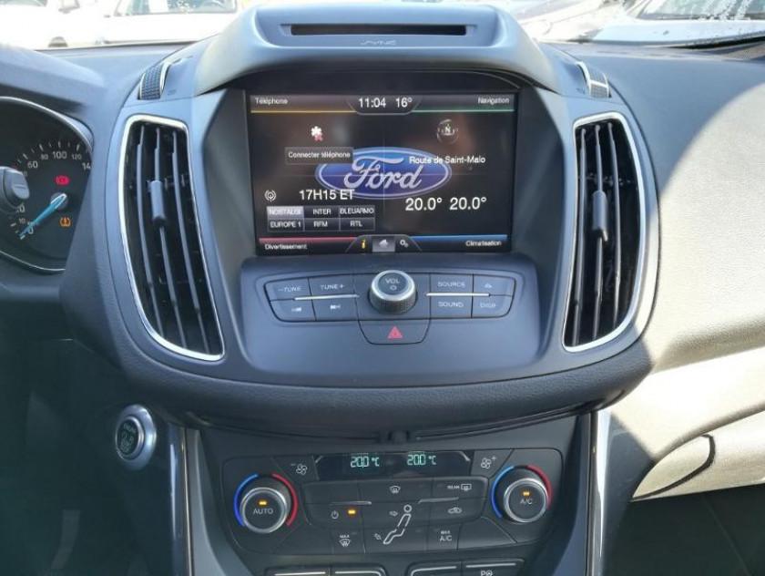 Ford C-max 1.5 Tdci 95ch Stop&start Titanium - Visuel #6
