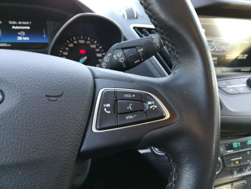 Ford C-max 1.5 Tdci 95ch Stop&start Titanium - Visuel #7
