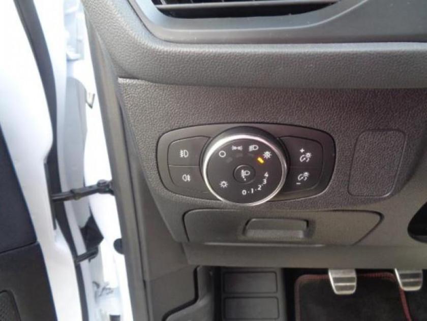 Ford Focus 1.0 Ecoboost 125ch Stop&start St-line - Visuel #13